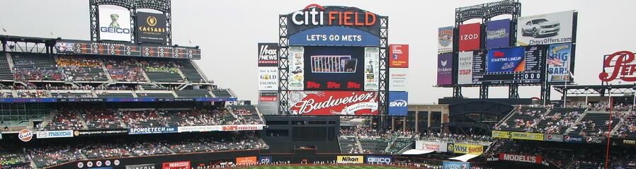 Big Apple Tour,Citi Field,New York City Tours,Baseball Road Trip