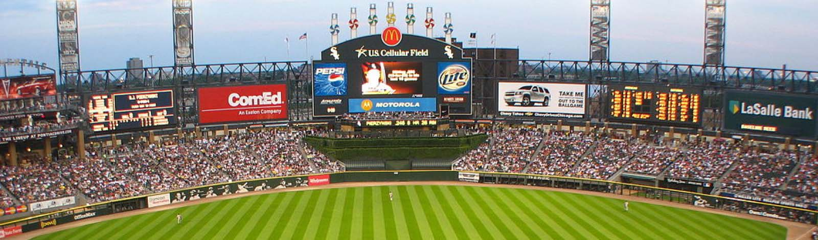 chicago, us cellular field