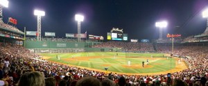 Fenway Park from our seats