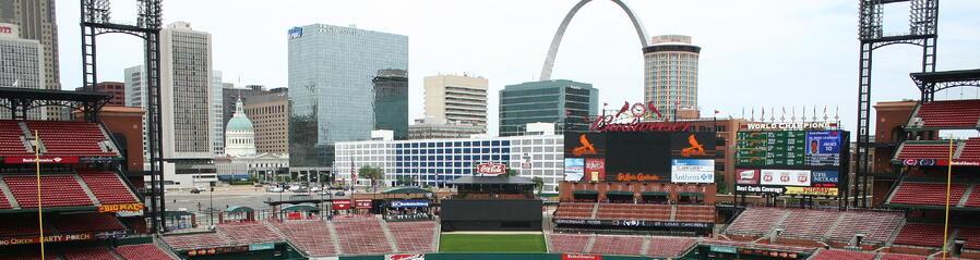 Busch Stadium,St.Louis,baseball tours,baseball trips