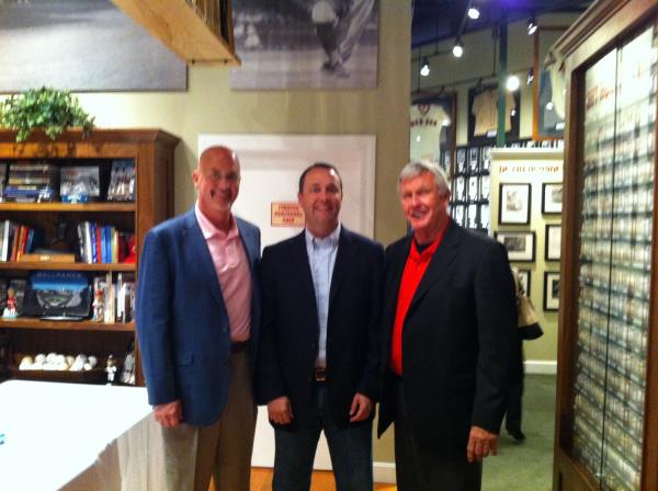 Dr. Kremchek, Mr. Tommy John and me