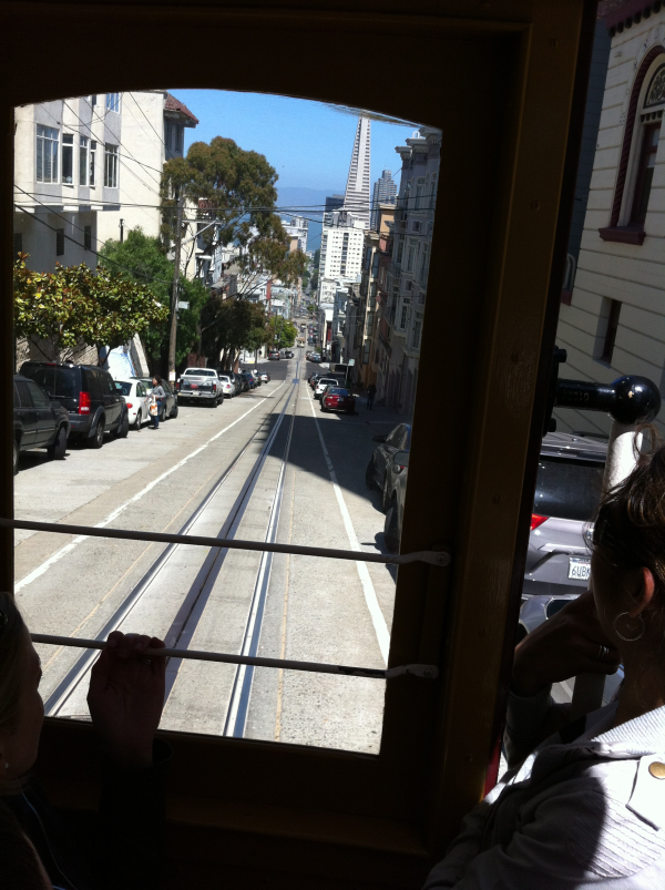 San Francisco Trolley Car
