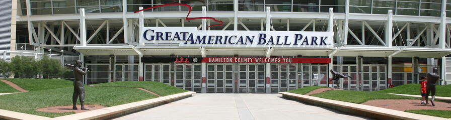 Great American Ball Park,Reds baseball,stadium tours,baseball tours,midwest baseball trips