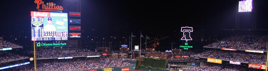Citizens Bank Park,phillies,sports travel and tours,east coast baseball tours