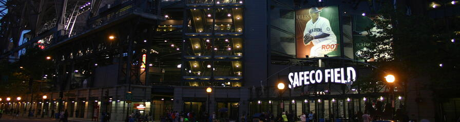 Safeco Field,Seattle trips,baseball tours,west coast tours