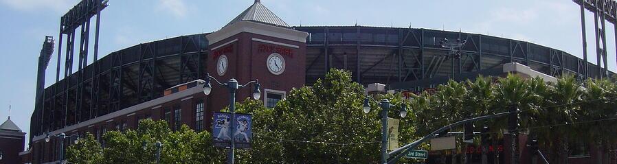 AT&T Park,Bay Area Tours,West Coast Baseball Tour,Baseball Road Trip