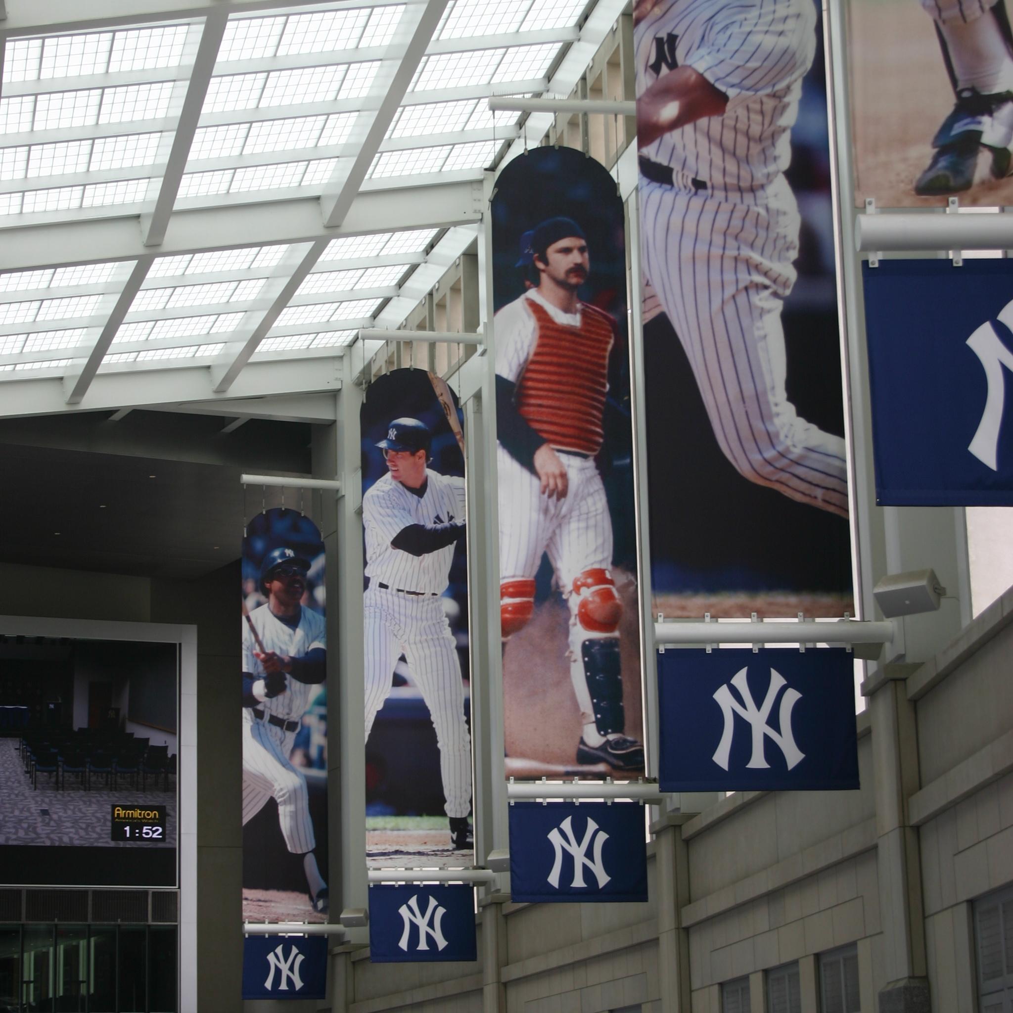 Yankee Stadium,East Coast Tours,baseball stadiums