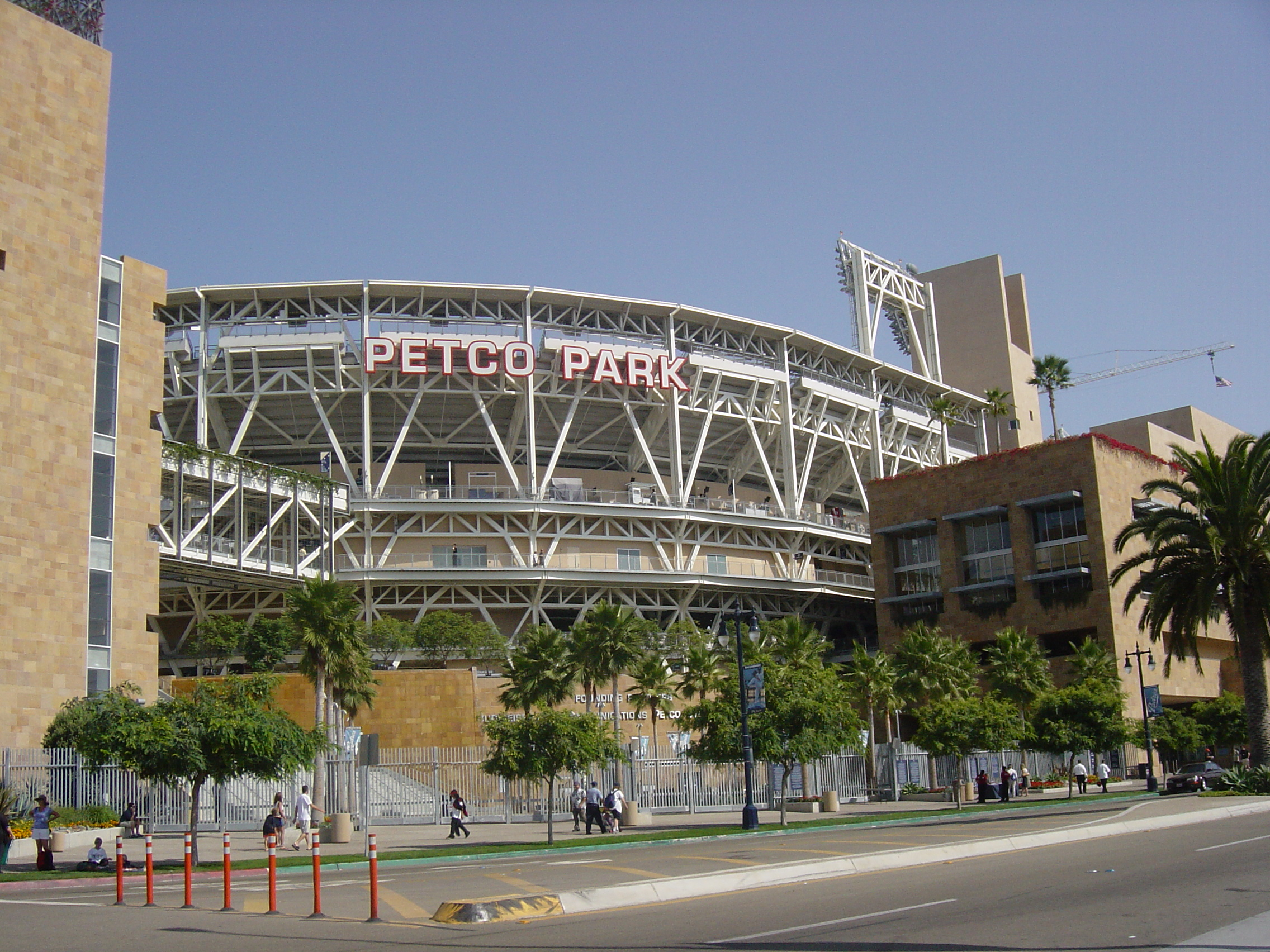 PETCO Park,california tours,west coast tours,san diego baseball tours