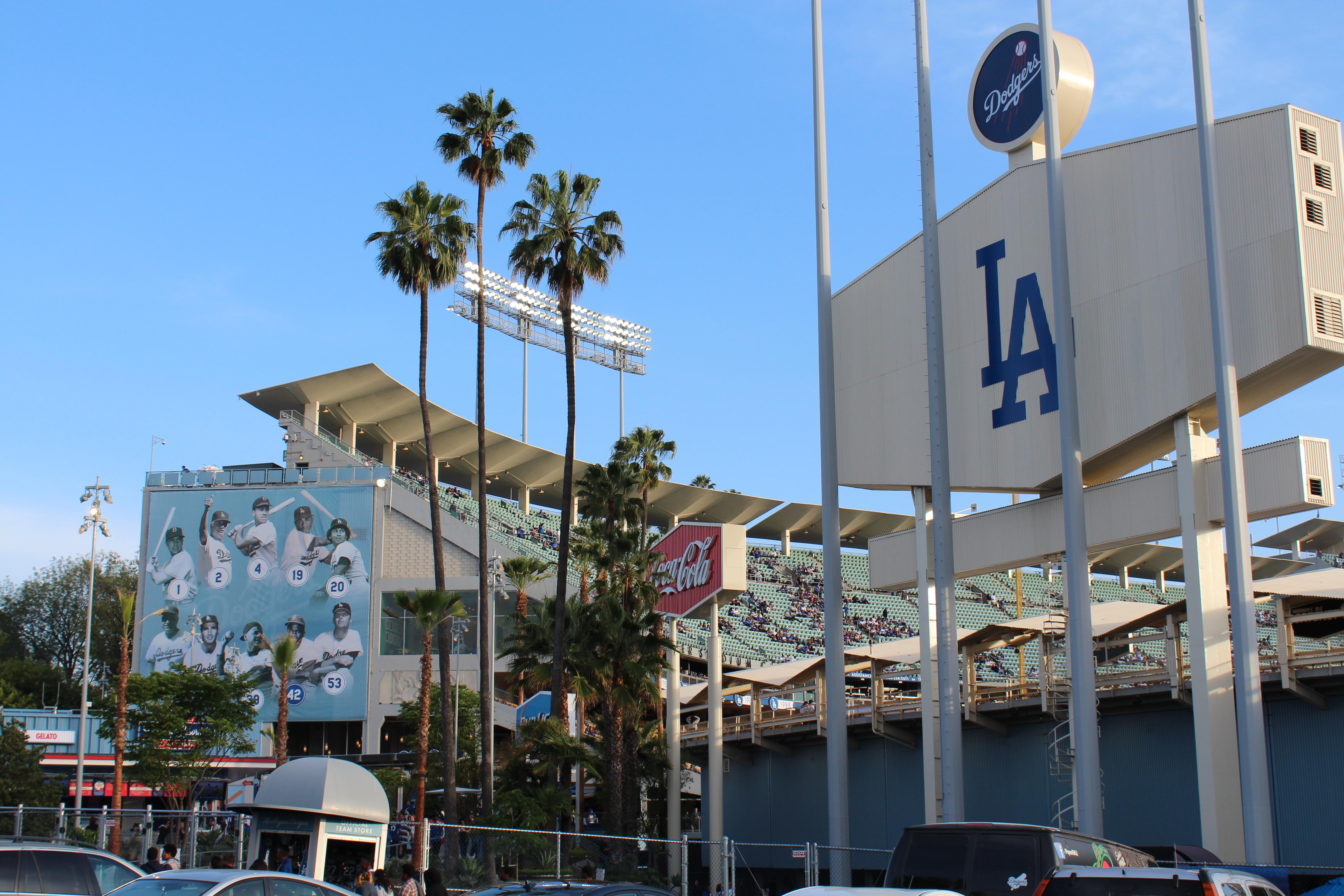 Dodger Stadium,West Coast Tour,Baseball stadium tours