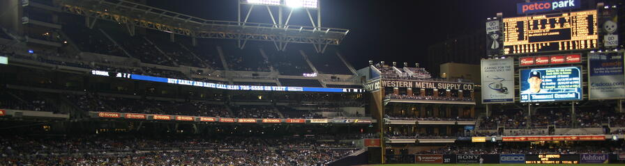 Petco Park,Western Metal Supply Building,San Diego travel,west coast baseball tours,baseball trips