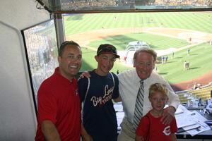 Dodger Stadium,Vin Scully,baseball trips