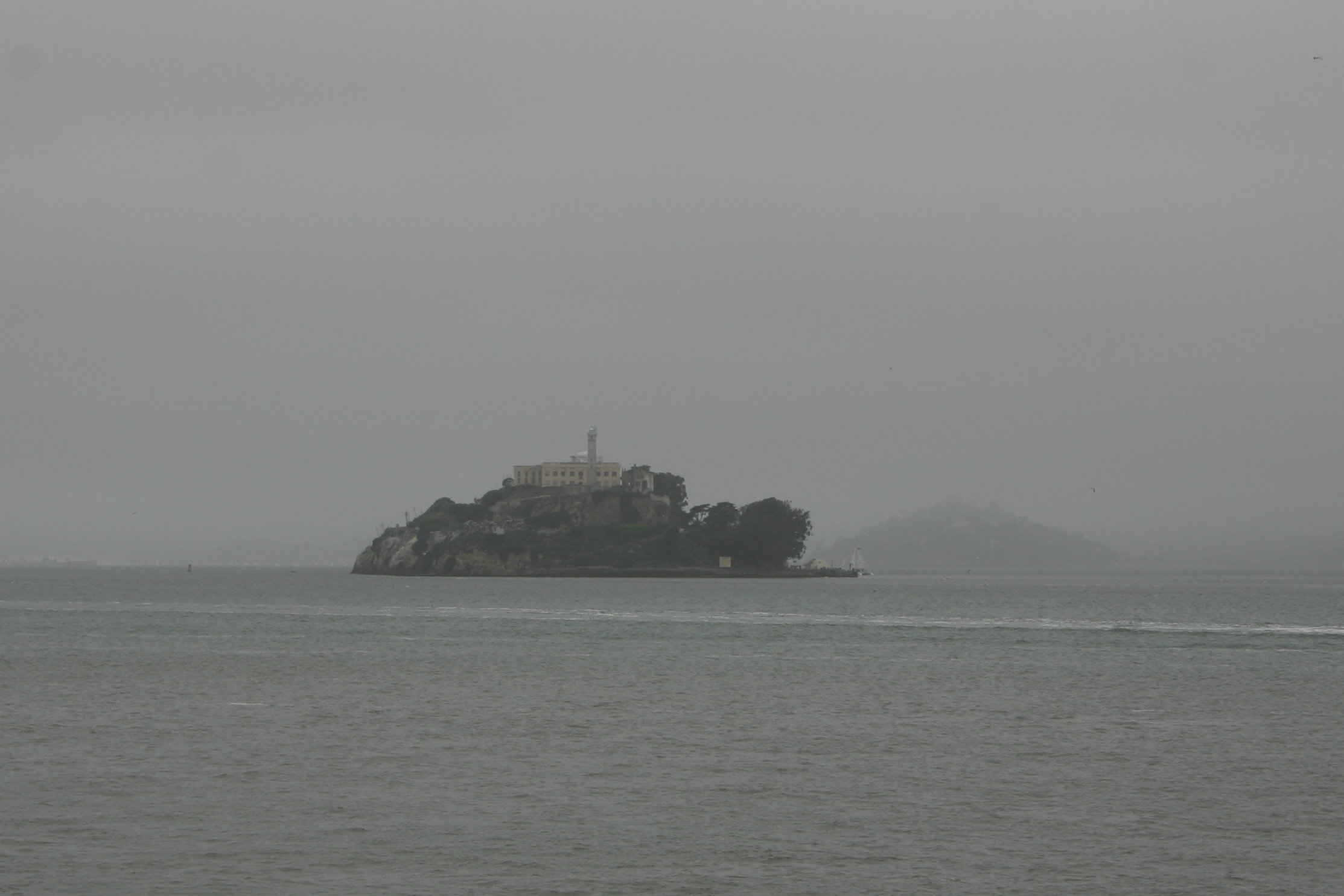 Alcatraz,baseball trips