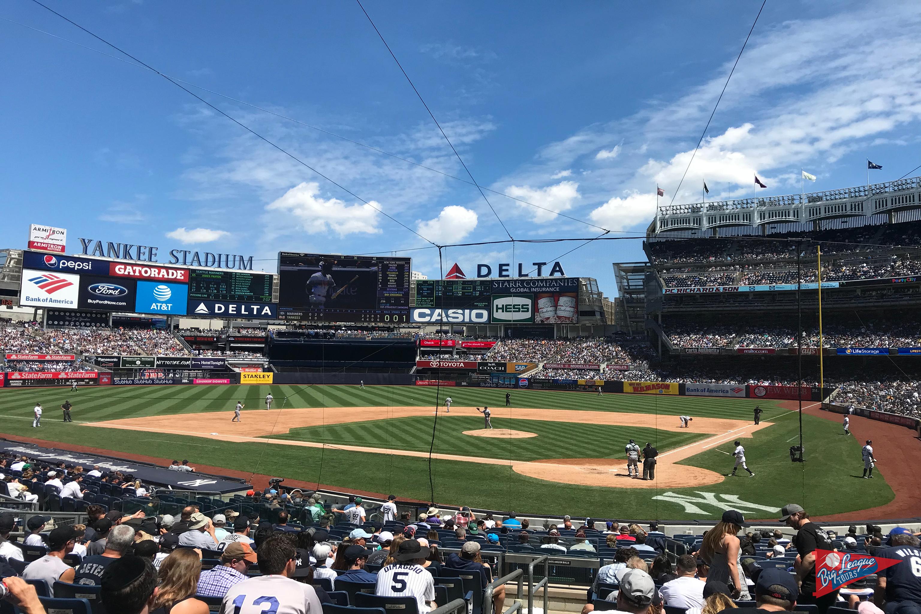 Yankee Stadium 2018